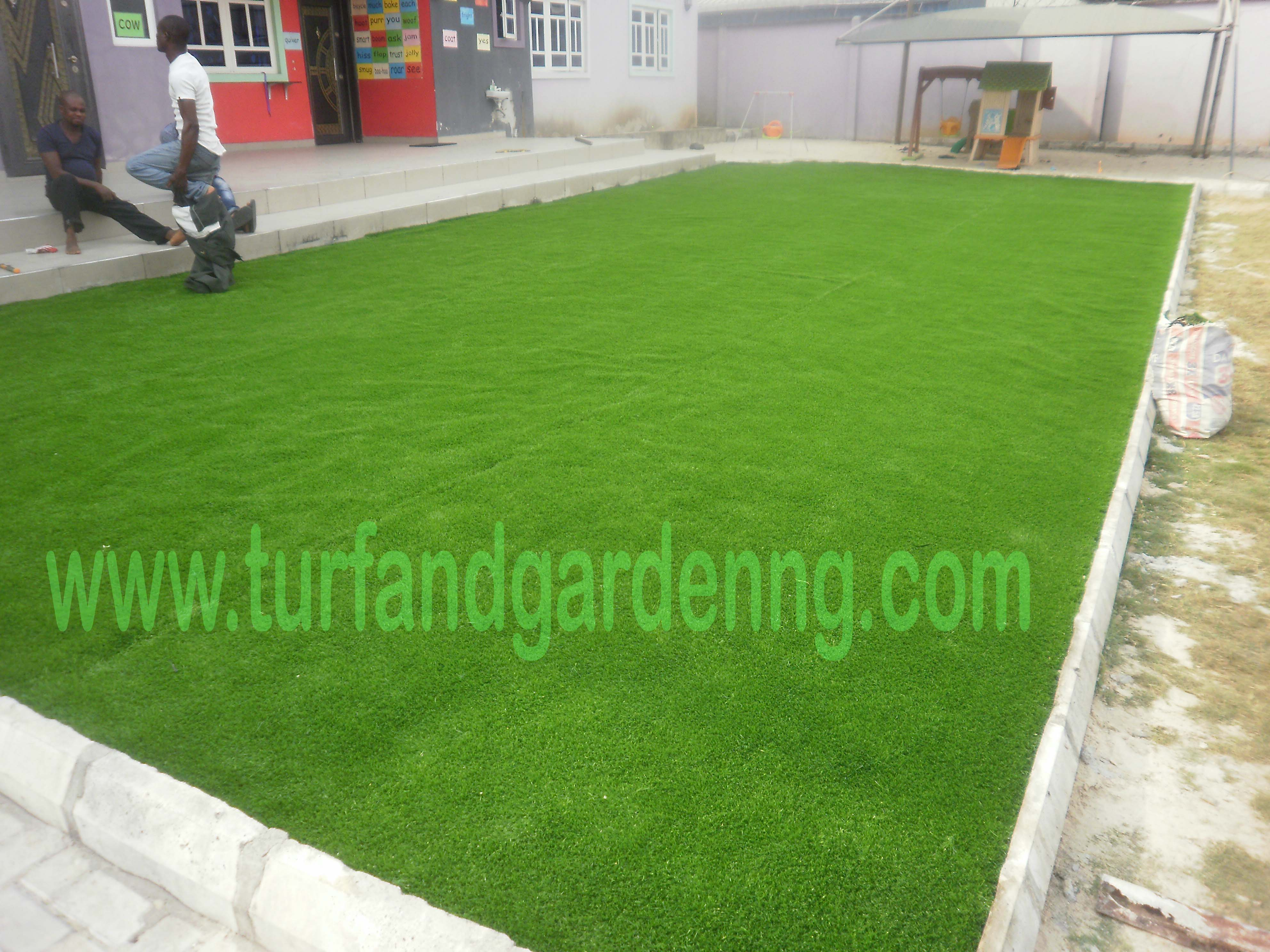 Play Academy Schools - Trans Amadi Gardens - Completed view