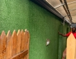 Wall Covering in PHC to reduce sun intensity