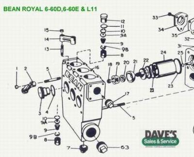 PISTON PUMP PACKING KIT 5260671 / 5260634 Cylinder Piston