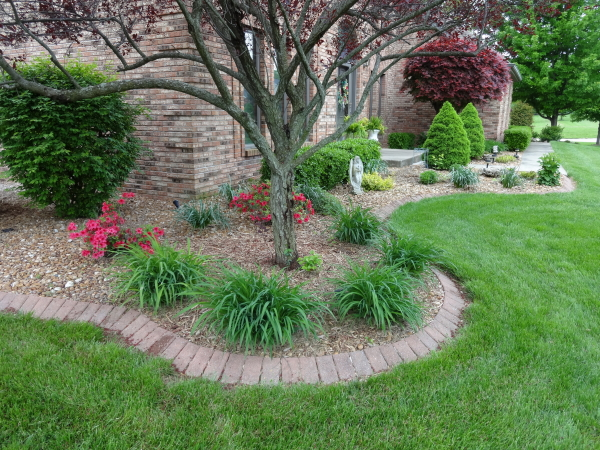 increase curb appeal with landscape