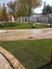 Turf Green - Parque Urbano Madrid 02
