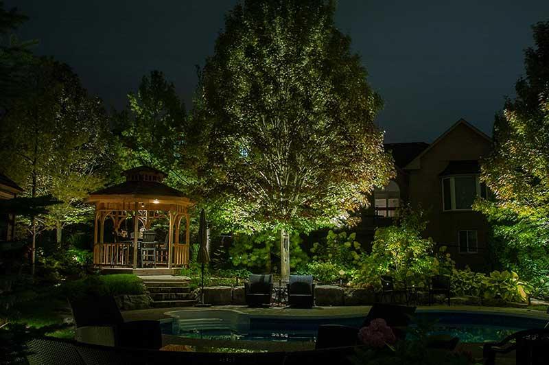 landscape lighting systems oakville
