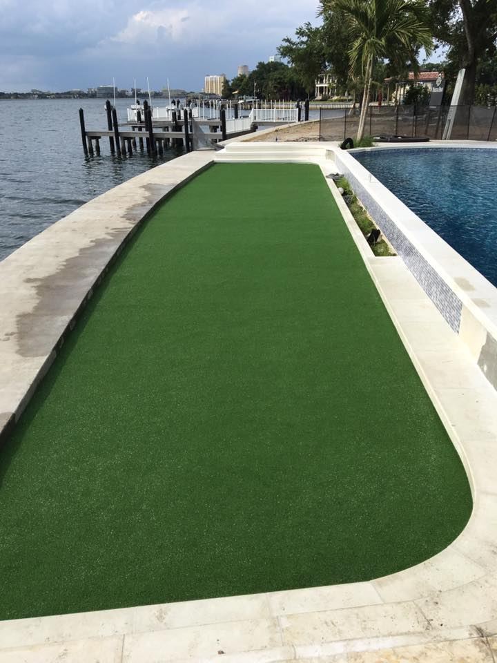 Bocce Ball Court Tampa Bay