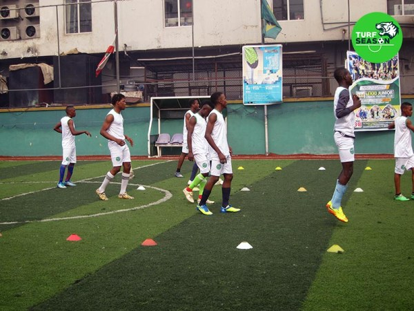 lagos turf season football