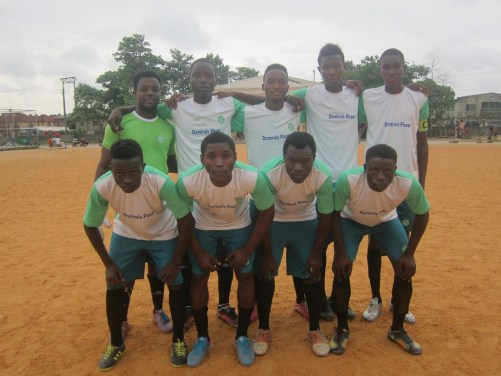 Matchday14 Squad vs Kakaki FC – August 10th, 2018.
