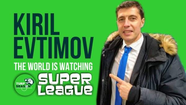 the World is watching - KIRIL EVTIMOV