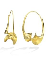 Torque Earrings by Michael Good - Turgeon Raine