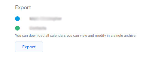 How to Export / Import Gmail Calendar to Outlook 2019