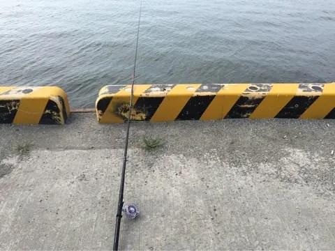 水軒釣り場
