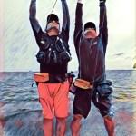おチヌ様の落とし込み釣り2017年を振り返ってみると、毎週落とし込み釣りしてました(笑)