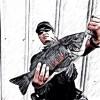 ハングパイル奥の院でゴリゴリタックルで強引にゴリゴリおチヌ様ゲット!!週末釣行(前半)