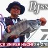 【黒鯛ヘチ】 BJスナイパー 尼崎フェニックス XH-270MK・V