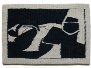 "Tapestry, Wool. 12""x17"""