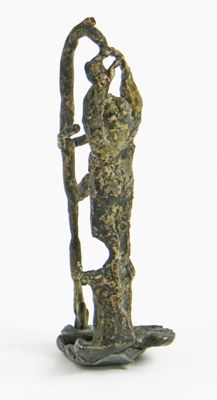 Bronze. 4 Inches High