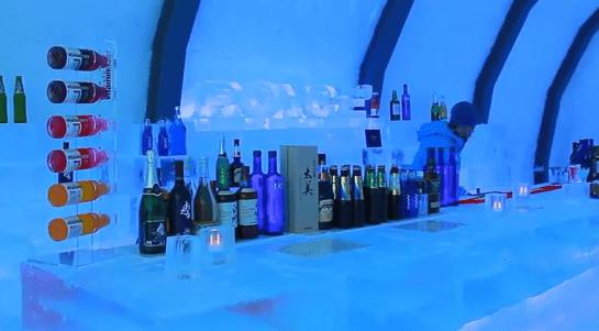 北海道氷のホテルアイスヒルズホテルの宿泊が神秘的すぎる!