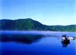 福島県沼沢湖でヒメマス解禁!4年待った甲斐があった!