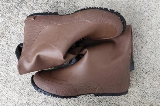 パッカブルブーツ 折りたたみ 長靴