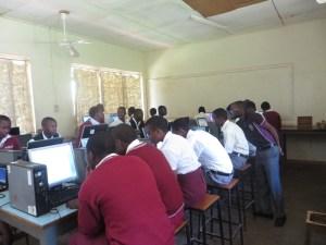 Mzuzu Government Secondary School, Malawi