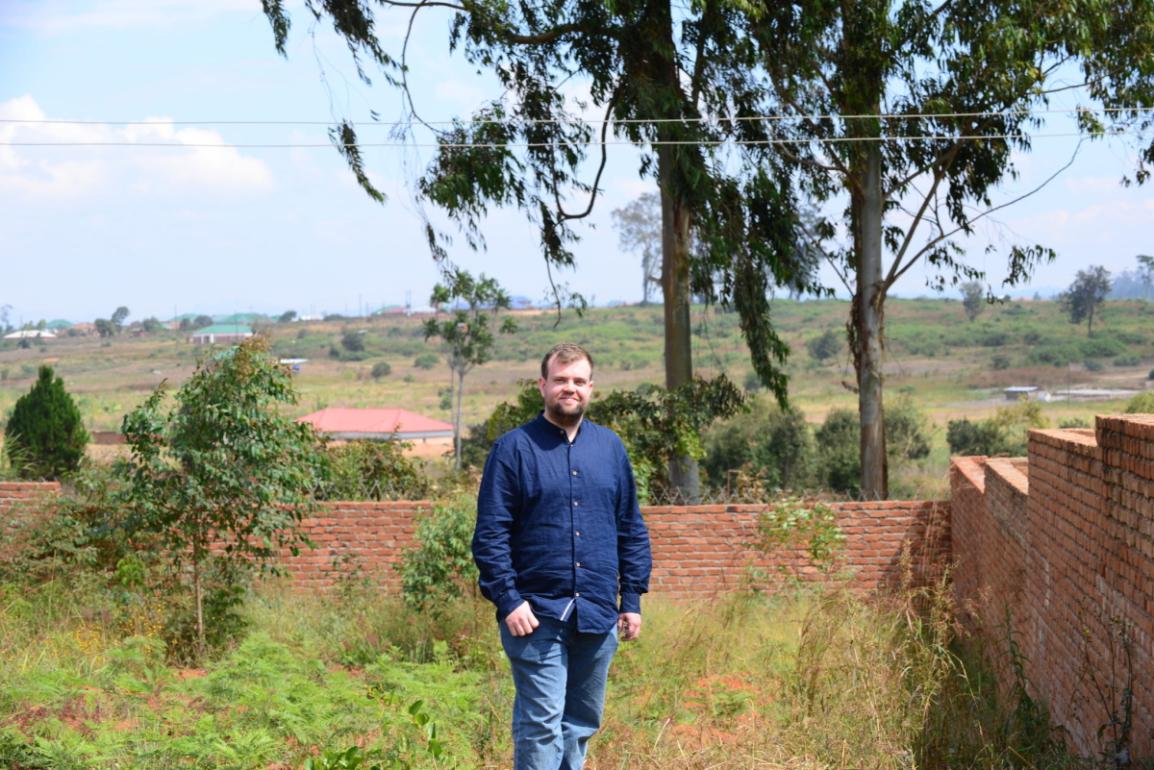 Meet Turing Trust volunteer Sam Gray