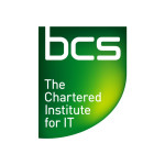 BCS, the chartered institute for IT, logo