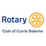 Rotary Club, Currie Balerno logo