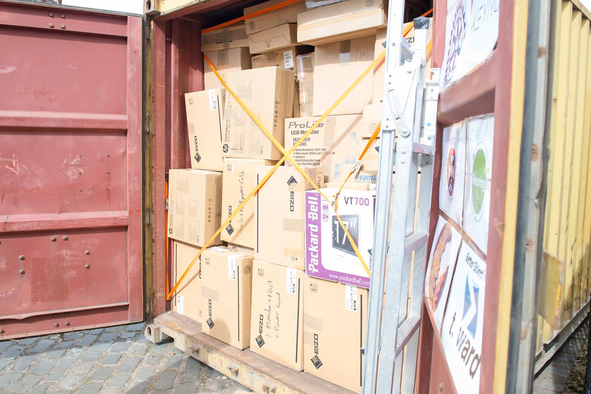 Malawi Shipment