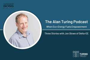 The Alan Turing Podcast - Three Stories with Jon Slowe