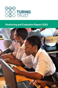 The Turing Trust Monitoring & Evaluation Report 2020 Cover