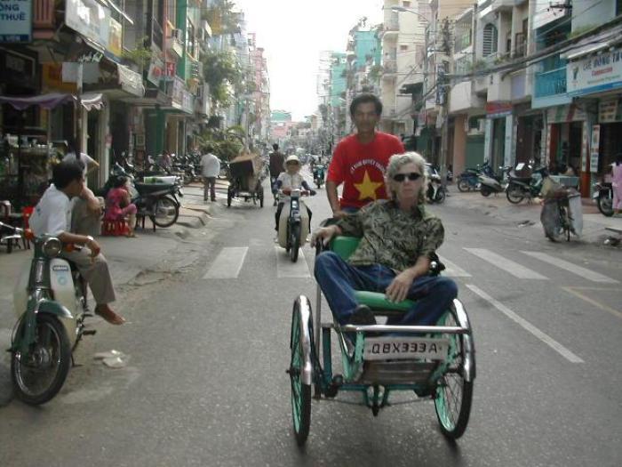 Sightseeing Saigon