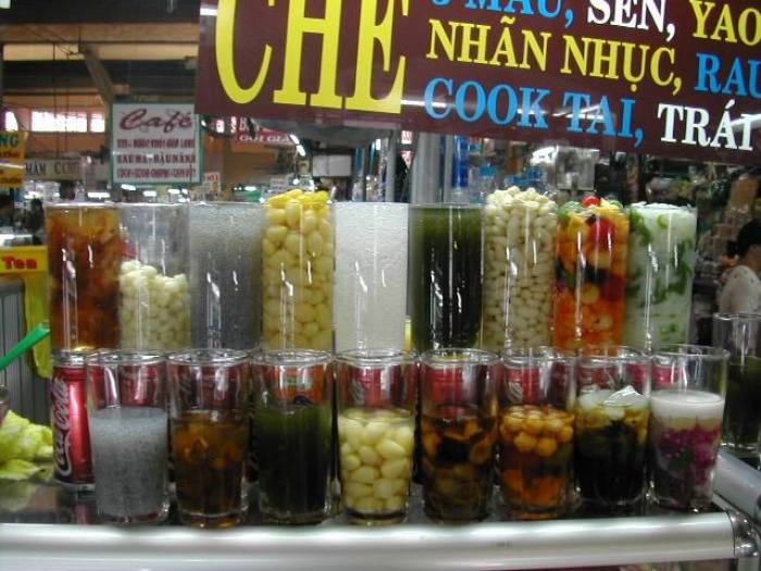 Ben Thanh Market in Saigon - HCMC