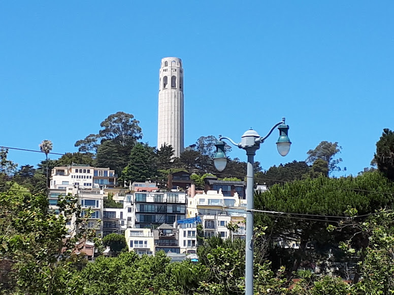 Planning vacation in San Francisco