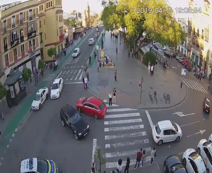 Altozano - Puente de Isabel II cámara webcam en directo