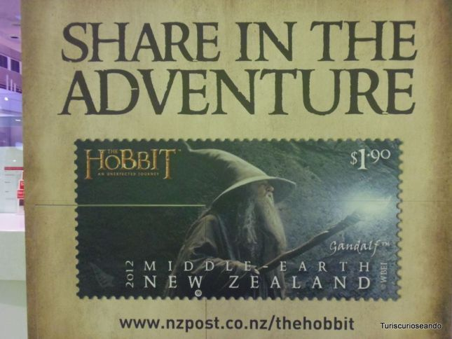 THE HOBBIT INVADE WELLINGTON