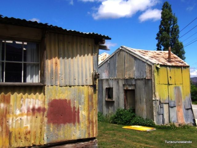 OLD CROMWELL TOWN. UNA VISITA AL PASADO