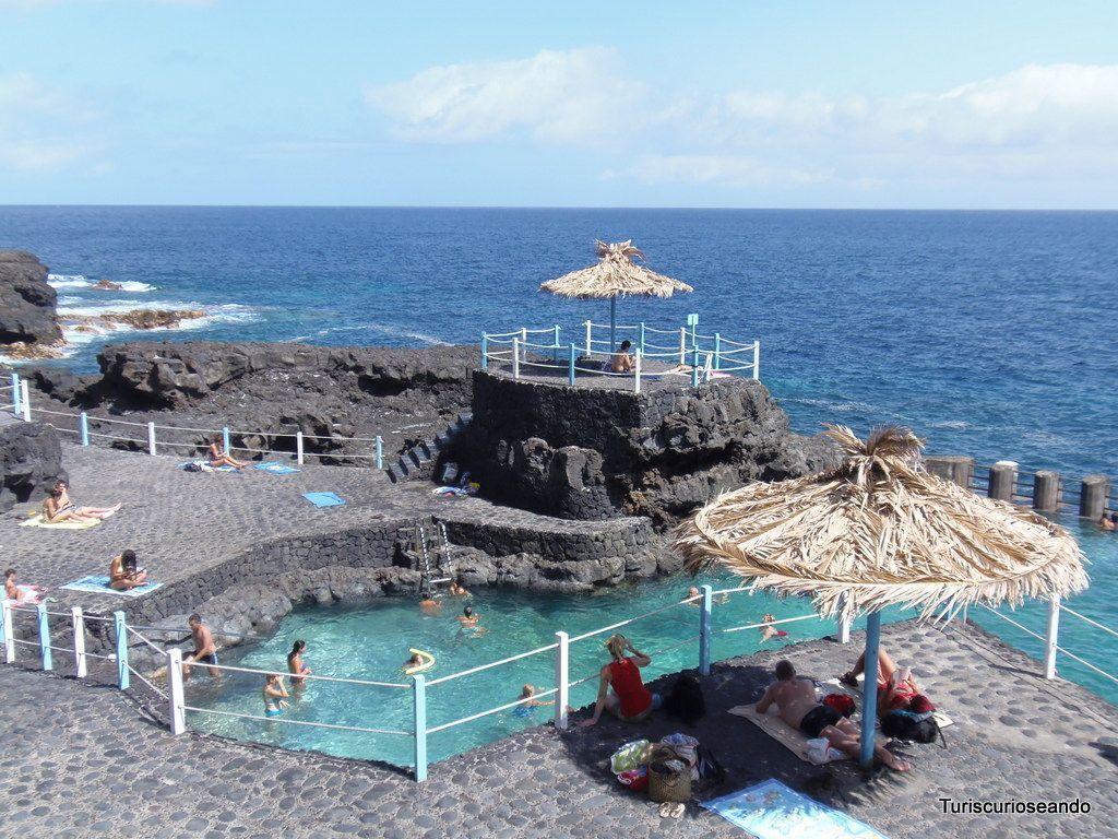 La Palma: Charco Azul, piscinas naturales dignas de galardón