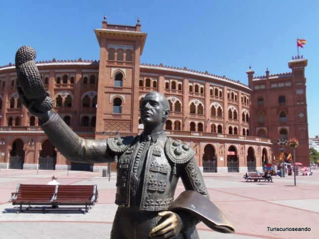 MADRID. PLAZA DE LAS VENTAS Y MUSEO TAURINO