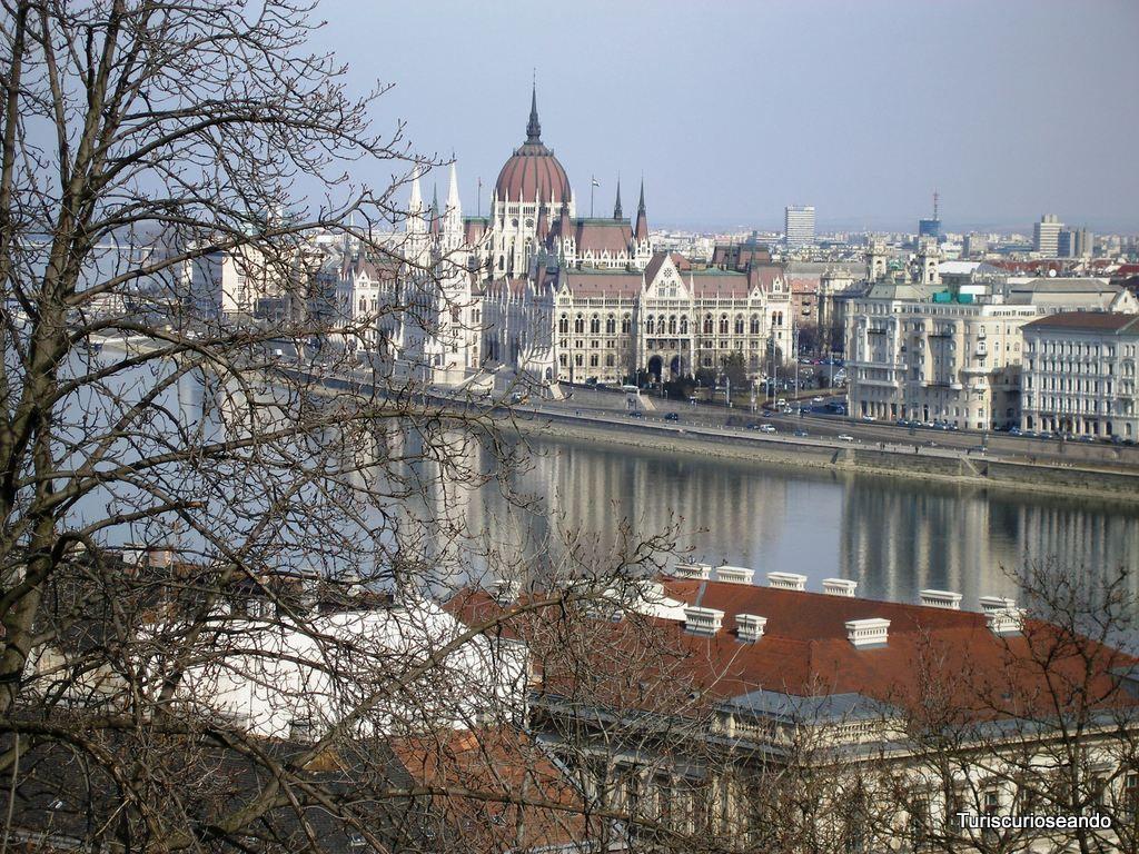 Hungría: una mañana de paseo por Buda
