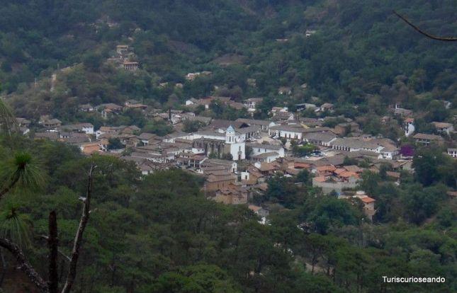 EL MÁGICO PUEBLO DE SAN SEBASTIÁN DEL OESTE
