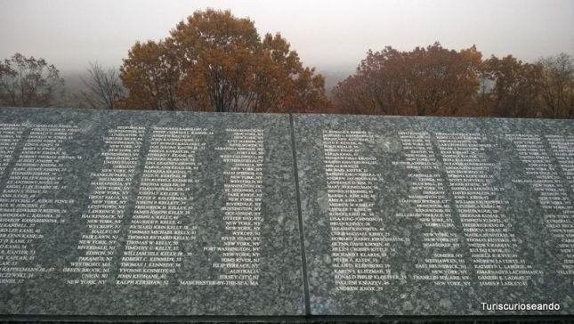 TURISCURIOSA EN USA: SOUTH ORANGE Y EAGLE ROCK SEPTEMBER 11TH MEMORIAL