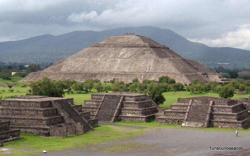 Teotihuacán, mucho más que las Pirámides del Sol y la Luna