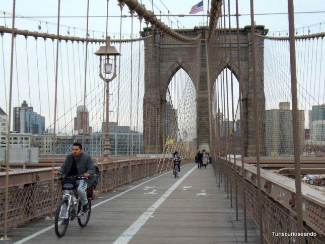 Curiosidades del Puente de Brooklyn que quizás no conocías