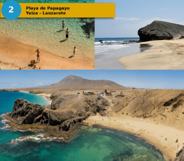 dos espacios naturales de gran interés turístico y científico, que han sido declarados zonas protegidas