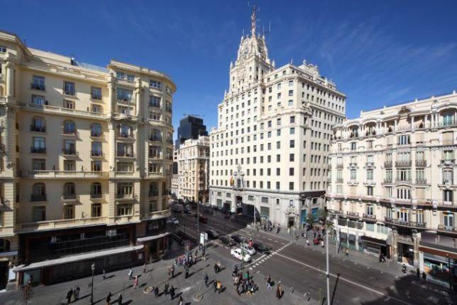 Curiosidades de Madrid: Edificio Telefónica y Espacio Fundación Telefónica