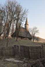 Biserica de lemn Calna