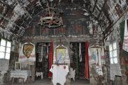 Biserica de lemn Muncel interior