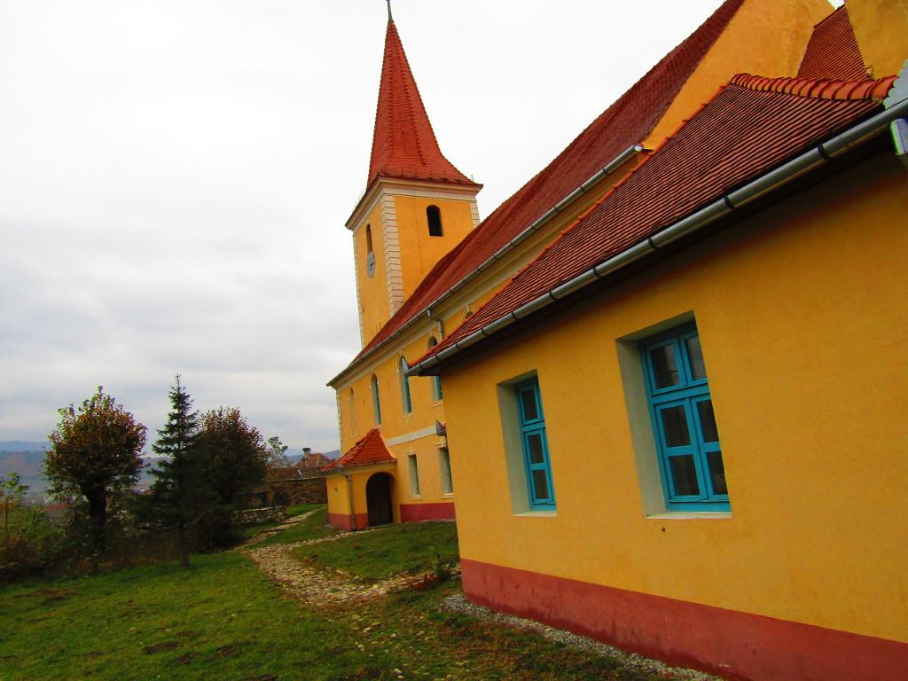 Imagini pentru biserica luterană tălmaciu