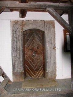 biserica lemn pestis -alesd 22