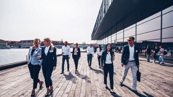 København er dynamoen, der driver væksten i erhvervsturismen. Det viser en ny analyse. (Foto: WOCO/Martin Heiberg)