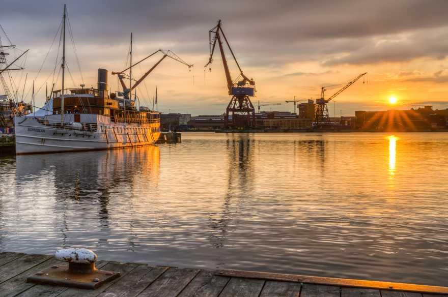 Göteborg udsteder grønne obligationer for at fremskynde investeringerne i klimaorienterede løsninger. (Foto: Anders Wester / Göteborg & Co.)