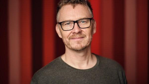 Lars Bo Axelholm (Foto: Anna Porse, Jesper Skeel og Lars Bo Axelholm. Tak til CitizenM for lån af lokation. (Foto: Kristian Sønderstrup-Granquist)